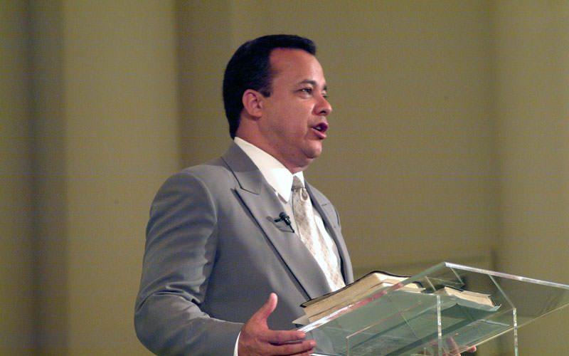 Pastor Jedaias Azevedo