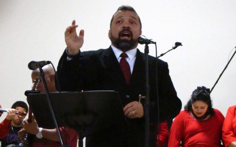 Pastor Osmar Millard