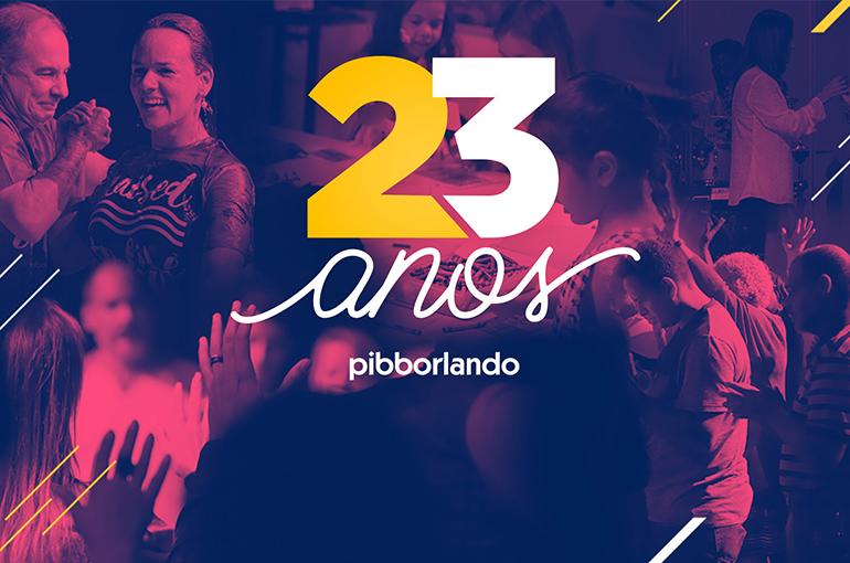 23 Anos Pibborlando
